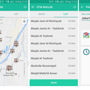 OTW Masjid – On The Way Every Need Masjid